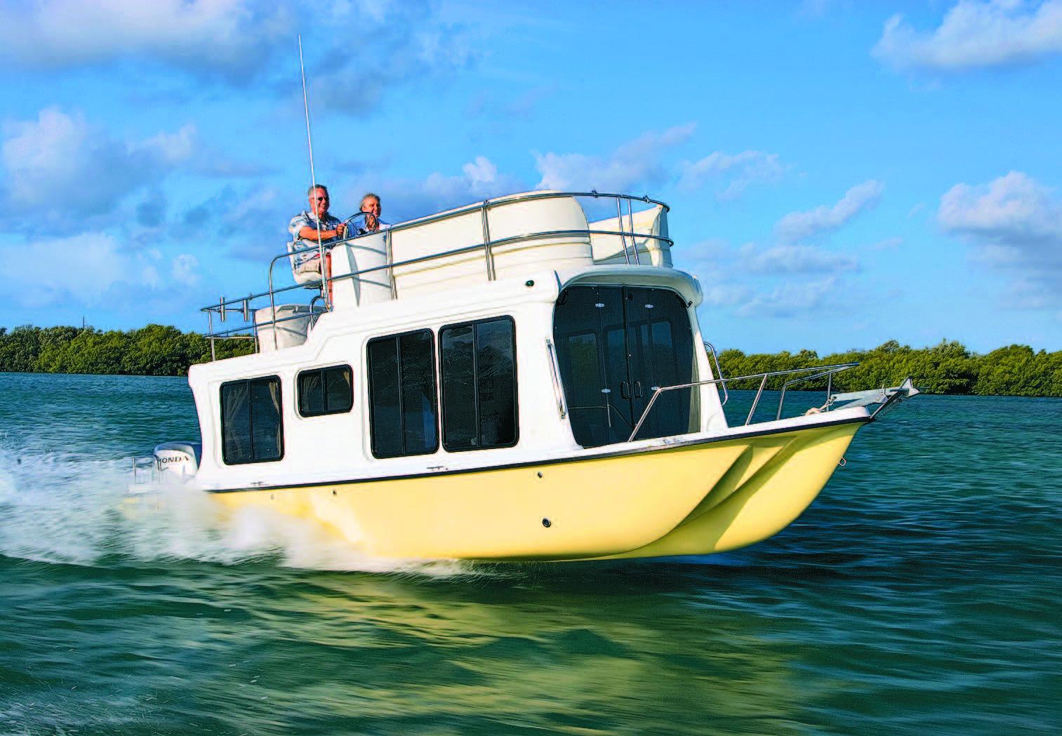 Adventure Craft Houseboat Magazine