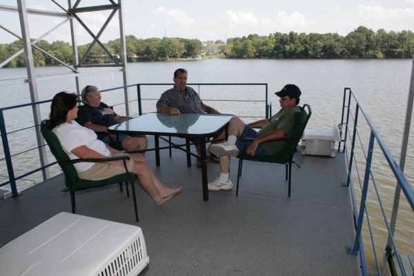 From The Forums: A DIY Deck Job?   Houseboat Magazine