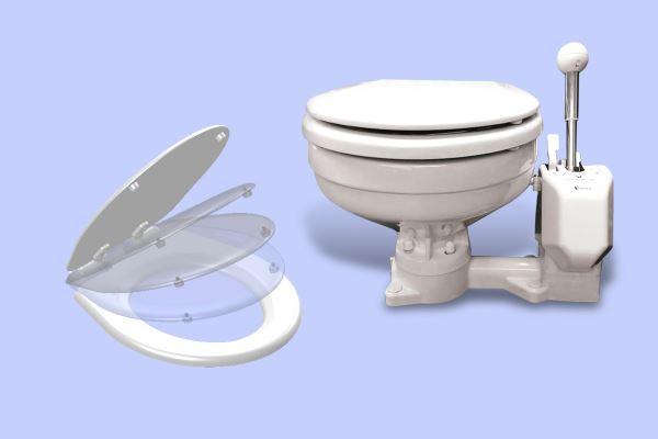 Astonishing Say No To Slamming Toilet Seats Houseboat Magazine Machost Co Dining Chair Design Ideas Machostcouk