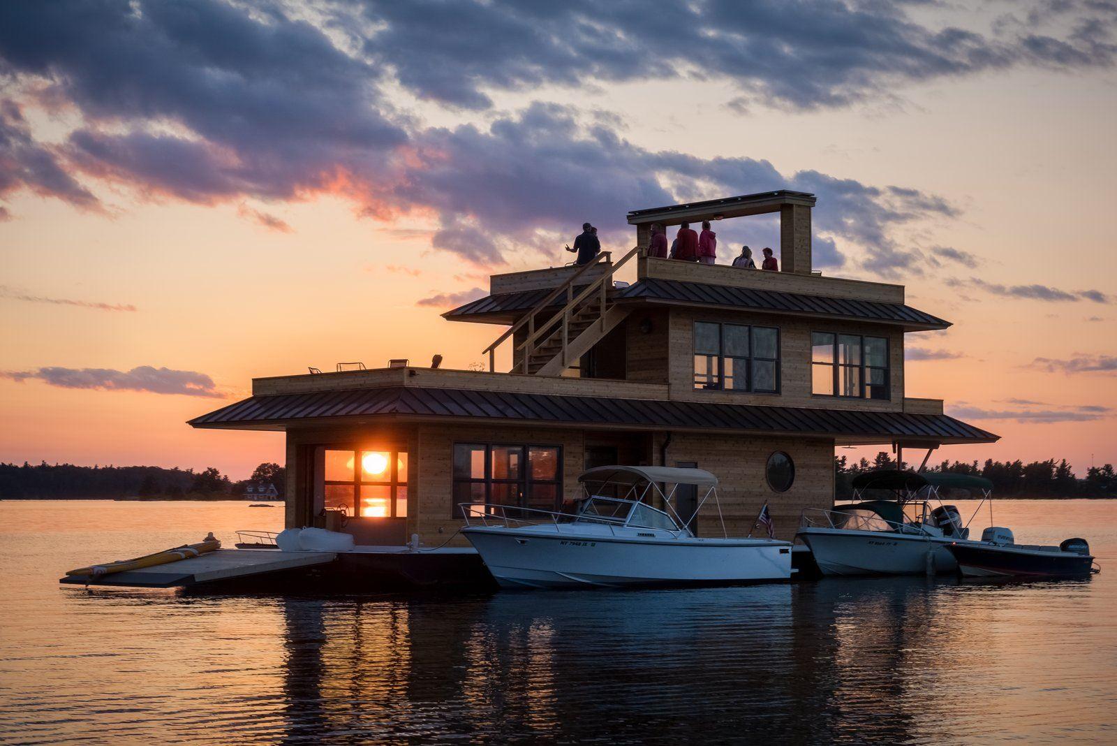 Houseboat Design Collaboration | Houseboat Magazine