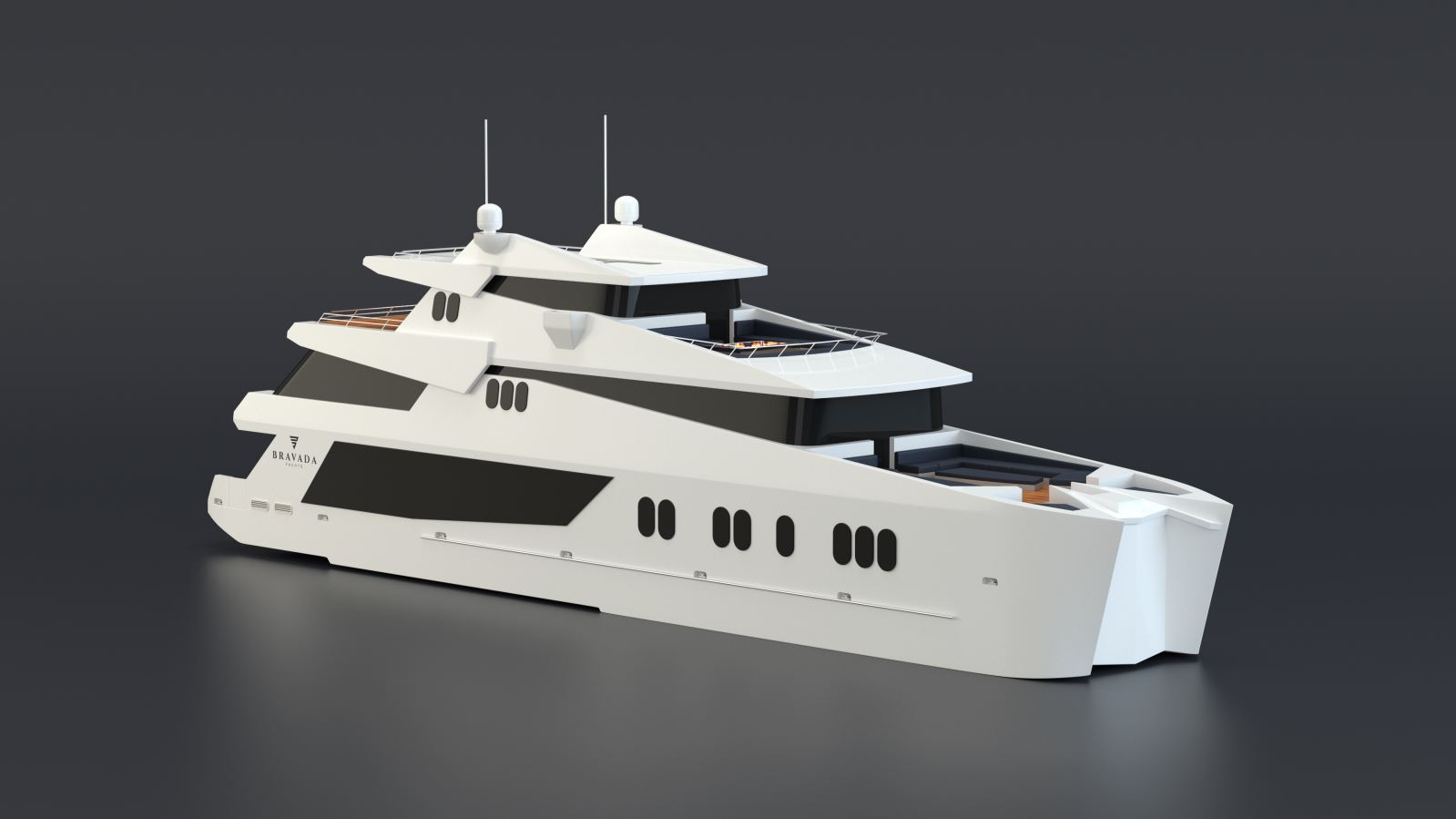 Bravada Yachts Unveils New Luxury Houseboat Houseboat Magazine