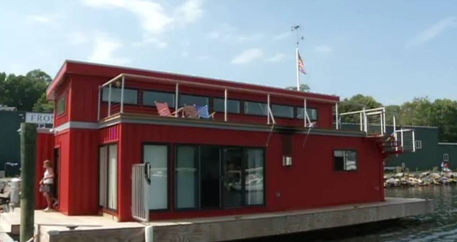 House Built With Shipping Containers In Guadalajara Jalisco: Gorgeous House Made From Storage Containers