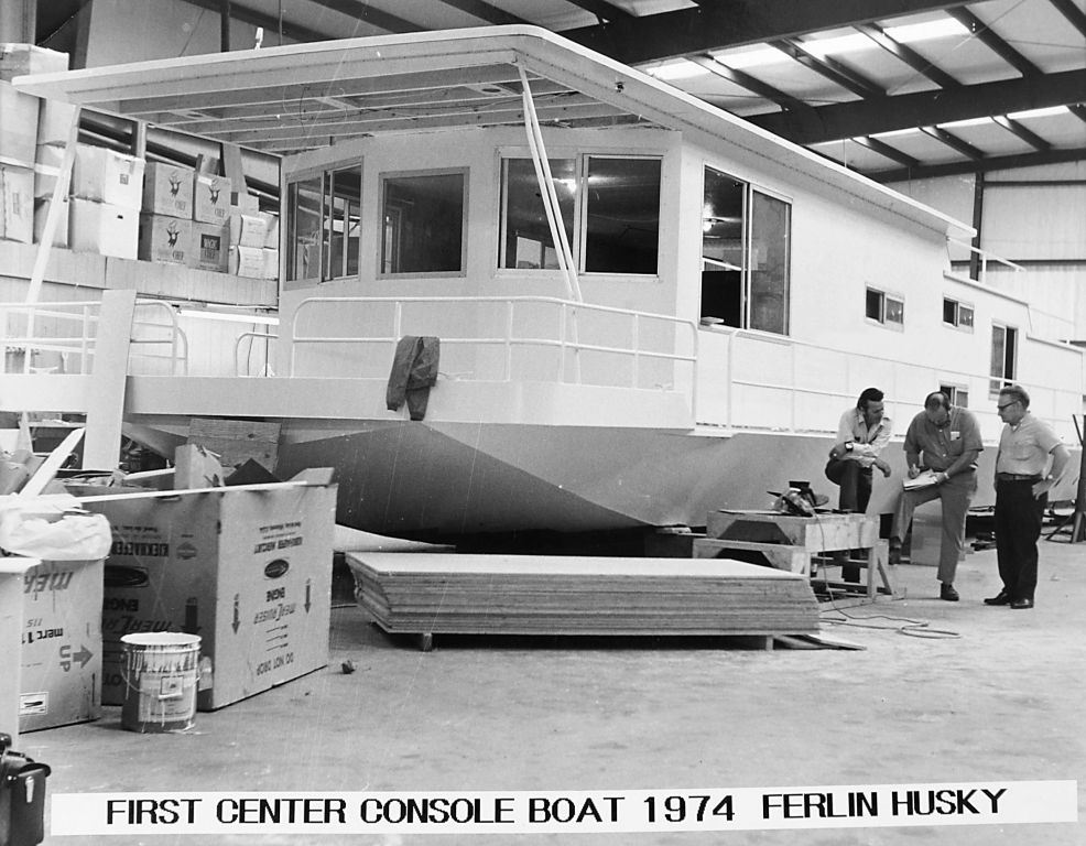 The First Boat Ever Sold Houseboat Magazine - Modern custom houseboat graphics