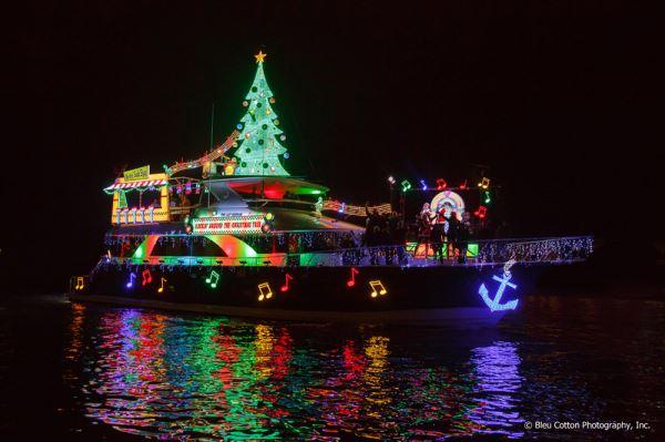 Holiday Boat Parades Houseboat Magazine
