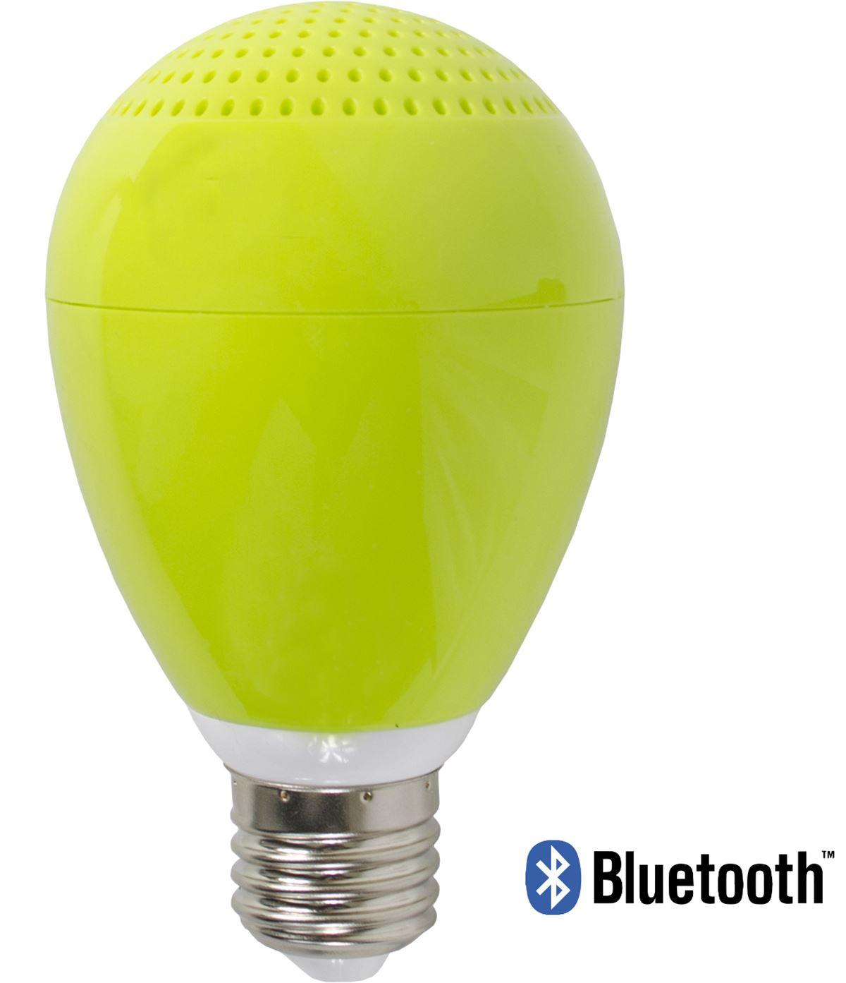 Musical bluetooth light bulbs houseboat magazine for Bluetooth bulb
