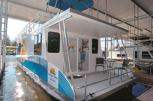 Catamaran Cruisers Houseboat Magazine