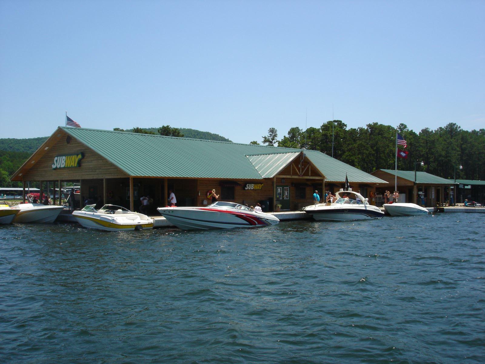 mountain harbor resort and spa | houseboat magazine