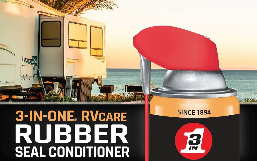 Seal the Deal with Rubber Seal Conditioner | Houseboat Magazine