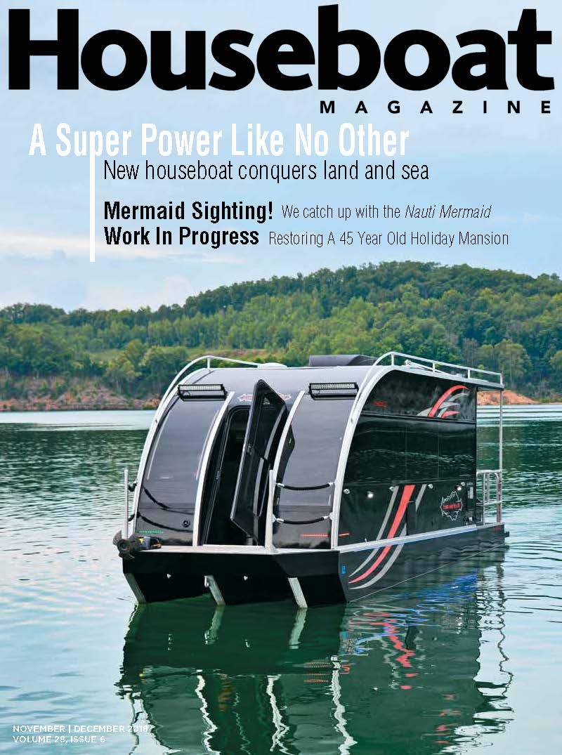 Protect your boat from the invisible damage from electrolysis ...